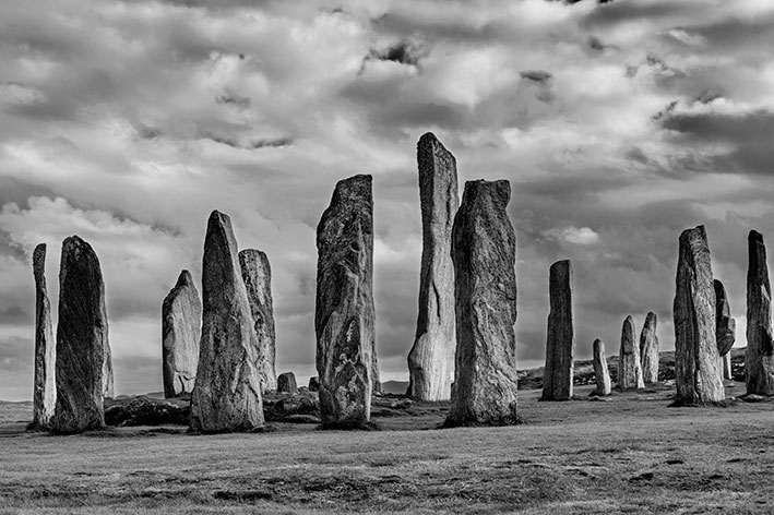 Callanish Stones - Lewis by Alicia DunlopPhotography