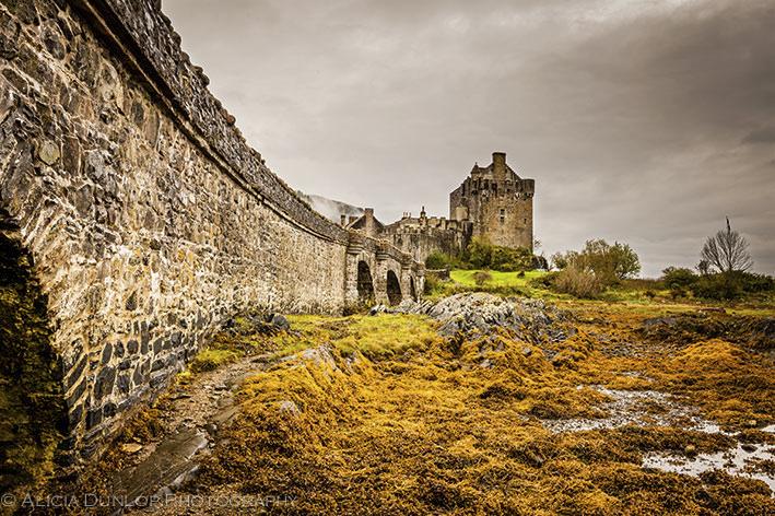 Eilean Donan Castle, Nr Dornie, Highlands by Alicia Dunlop Photography