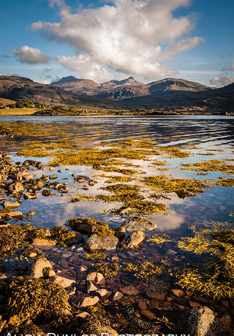 Loch Torridon - landscape by a documentary wedding photographer