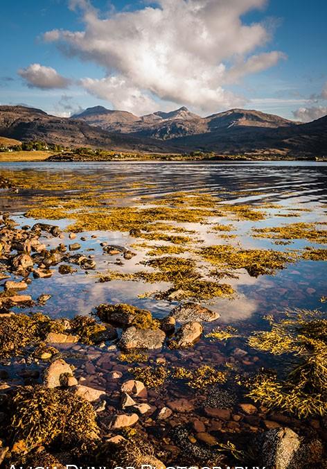 Loch Torridon - landscape by a documentary wedding photographer