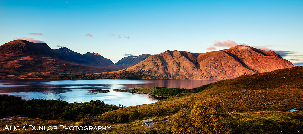 The-Torridon-Mountains by Alicia Dunlop Photography