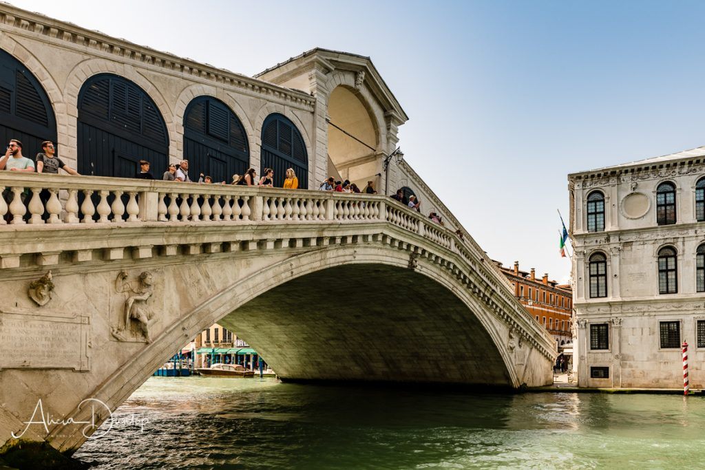 The Rialto Bridge, Venice Italy - Venice in Spring