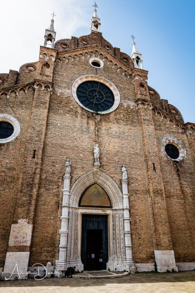 Santa Maria Gloria dei Frari - Venice in Spring series
