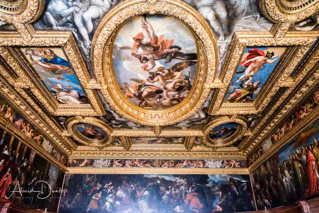 The Doge's Palace Chamber of the Council of Ten - Venice in Spring series Things to do in Venice