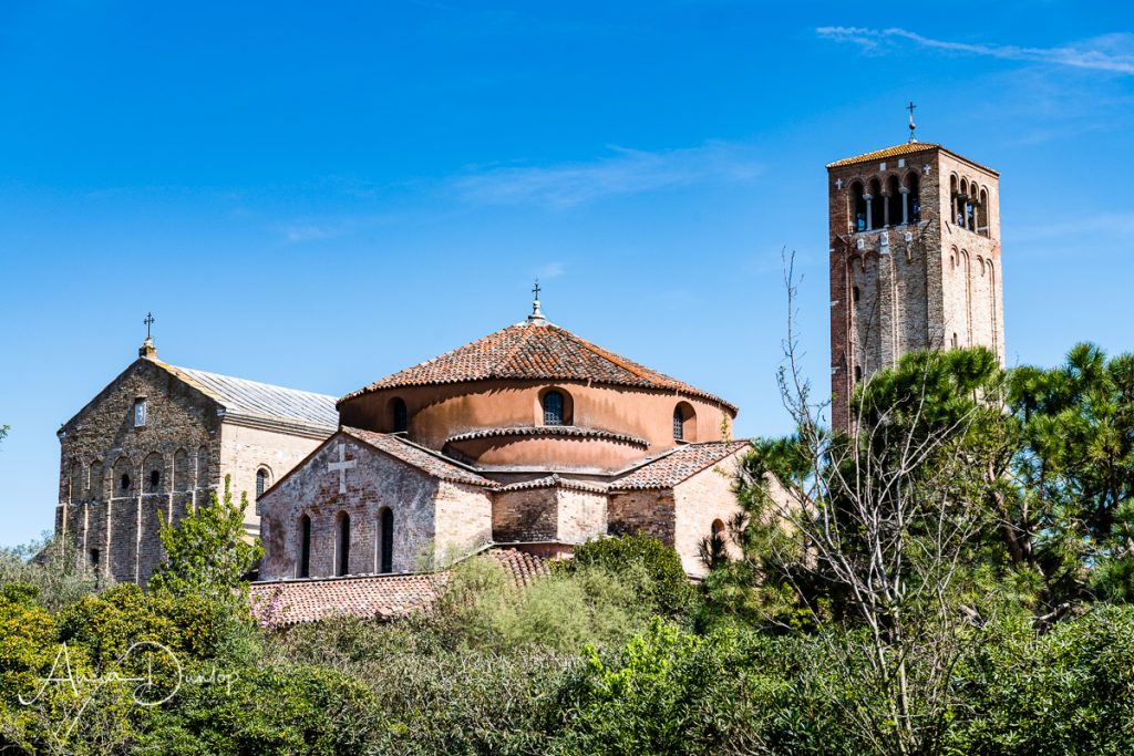 Torcello's Byzantine cathedral the church of Santa Fosca - Venice in Spring series Things to do in Venice
