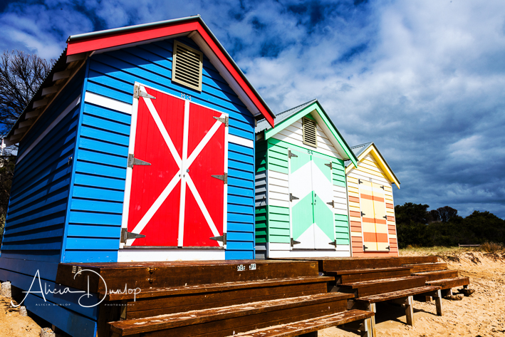Beach huts! Brighton Beach Melbourne - 7 amazing things to do in Melbourne